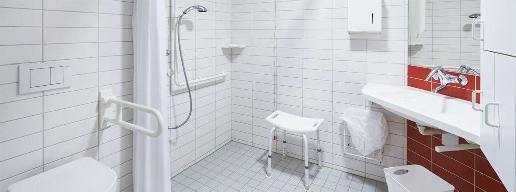 Badkamer renovatie aanpassing Breed - Zandberg B.V.