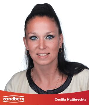 Personeel, Cecilia Huijbrechts - Zandberg B.V.