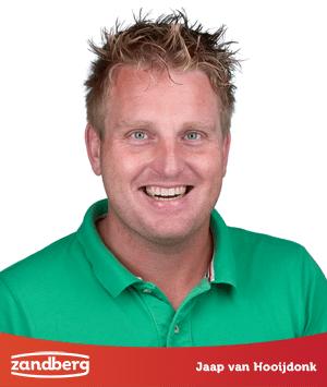 Personeel, Jaap van Hooijdonk - Zandberg B.V.
