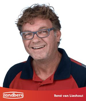 Personeel, Rene van Lieshout - Zandberg B.V.