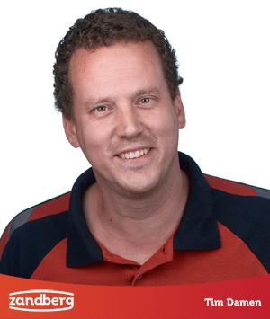 Personeel, Tim Damen - Zandberg B.V.