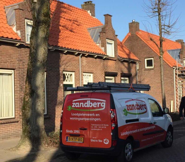Zink en dakbedekking met Martin, Fels Banen 5, Rijen - Zandberg B.V.