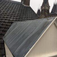 Zink en dakbedekking dak, Heuvel 4, Breda - Zandberg B.V.