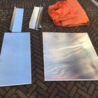 Zink en dakbedekking materiaal, Heuvel 4, Breda - Zandberg B.V.