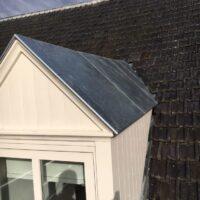 Zink en dakbedekking tijdens, Heuvel 4, Breda - Zandberg B.V.