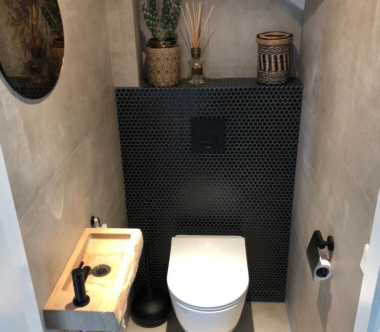Toiletrenovatie eindresultaat toilet - Zandberg B.V.