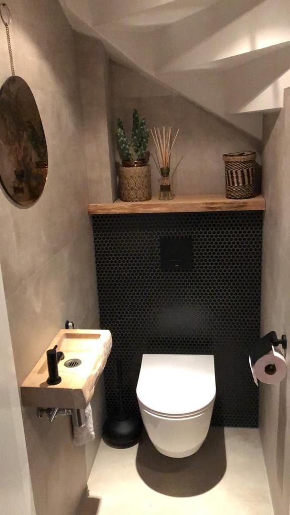 Toiletrenovatie resultaat toilet - Zandberg B.V.