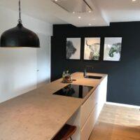 Keukenrenovatie afmontage aanrecht, Teteringen - Zandberg B.V.