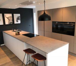 Keukenrenovatie resultaat, Teteringen - Zandberg B.V.