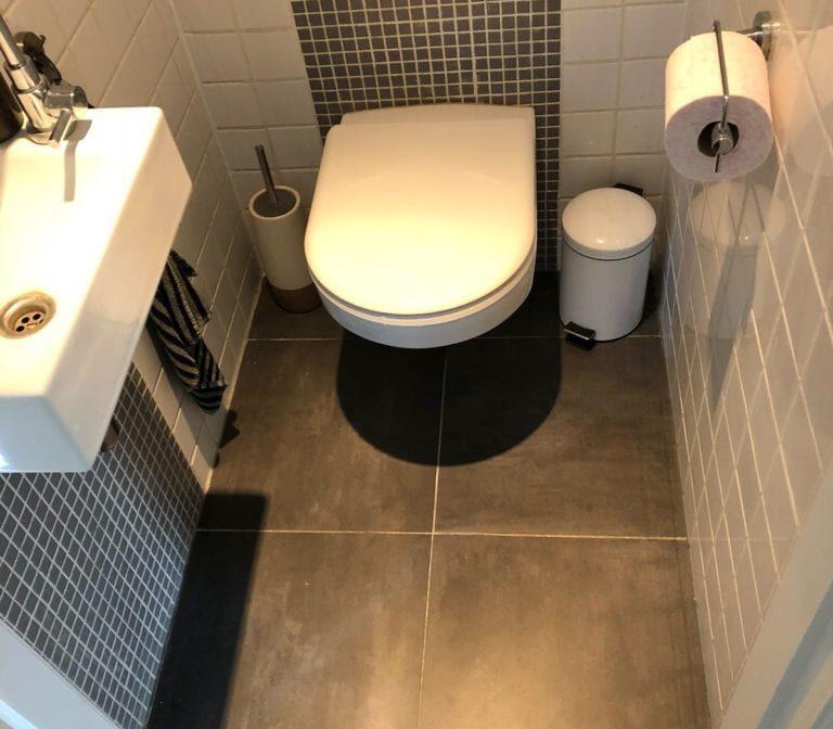 Toiletrenovatie voor toilet - Zandberg B.V.