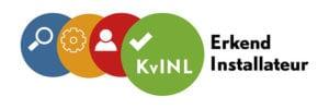 KvINL Erkend Installateur - Zandberg B.V.