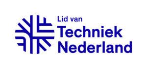 Lid van Tecnieke Nederland logo - Zandberg B.V.