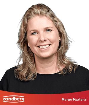 Personeel, Margo Martens - Zandberg B.V.