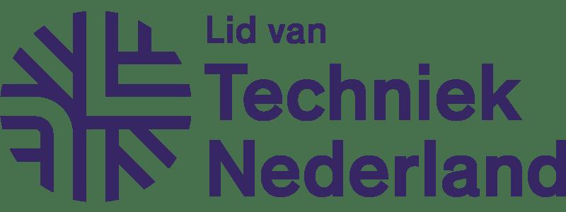 Lid van Tecnieke Nederland logo Transparant - Zandberg B.V.