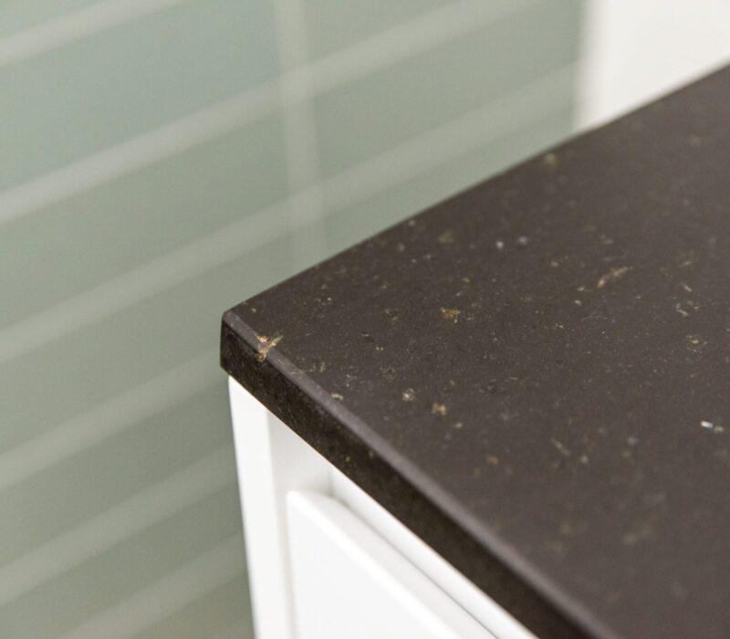 Close-up badkamer Koninginnestraat Breda - Zandberg B.V.