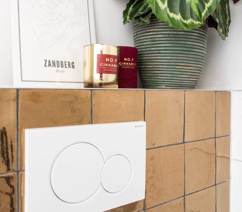 Toilet nieuw Koninginnestraat Breda - Zandberg B.V.