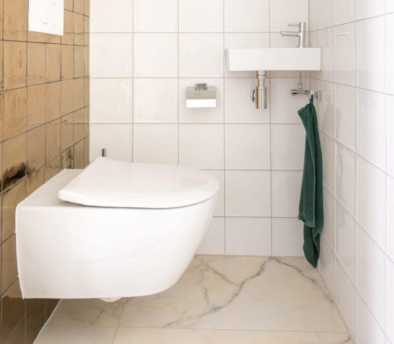 Toilet Particulier Koninginnestraat Breda - Zandberg B.V.